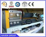 Máquina de giro horizontal da base da abertura CS6266C/1000