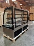 ETL genehmigte 6 Fuß Kuchen-Schaukasten-/Kuchen-Verkaufsmöbel-/Kuchen-Einkommen
