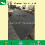 Panneau décoratif extérieur imperméable à l'eau de mur de revêtement de panneau de la colle de fibre