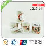 Mok van de Gift van Kerstmis de Promotie Ceramische met Overdrukplaatje