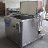 De industriële Ultrasone Reinigingsmachine van de Was voor de Mariene Delen van de Motor en van Vliegtuigen