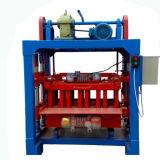 Kleine pflasternziegelstein-Maschinen-Farben-Flugasche-Block-Maschine