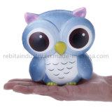 Owl Squishy parfumé à la hausse lente Jumbo Stress Squeeze Toy