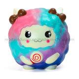 Les moutons Cute Kawaii parfumés à la hausse lente de l'agneau jouet Squishies Animal