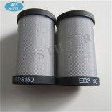 Alternatief in het Element van de Filter van de Lucht van de Lijn Eds150 wordt samengeperst die
