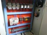 Máquina de estaca de alumínio do perfil do indicador do PVC do frame de porta com CNC