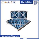 Pappe gefalteter Luftfilter G4 für HVAC-System