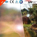 Módulo solar do picovolt do vidro temperado