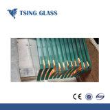 安全およびTobleの曲げられた上のための4mm/5mm/6mm/8mm/10mm/12mm/15mm/19mmの緩和されたガラス