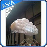 Auto di figura della nube che gonfia la nube di volo del PVC, facente pubblicità alla nube gonfiabile di marchio su ordinazione