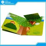 中国の高品質の子供のボードの本の印刷