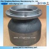 Настраиваемые углеродистая сталь/Stainles стальной продукции литье в песчаные формы обработки с ЧПУ