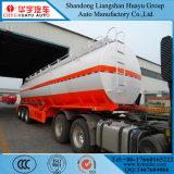 トレーラーを半運ぶ50のM3オイルタンクのトラックのトレーラーの炭素鋼のタンカーのトレーラー3の車軸燃料