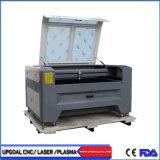 Almohadilla de pie de automóviles de la máquina de corte láser de CO2 Máquina de corte 80W