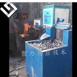 Induktions-Schmieden-Maschine für die Formung des Stahlstabes