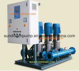 Pompa di innesco per pressione di acqua d'amplificazione