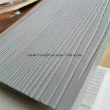 Revêtement de ciment de fibre ressemble à du bois