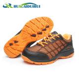 Deporte al aire libre División Anti Zapatos de seguridad para el trabajo