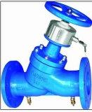 Sistema de condutas de líquido usado Válvula de equilíbrio de fechadura digital