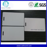 ABS Blank ou identification Card de White Clamshell NFC