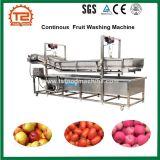 Wasmachine van de Groente van de Wasmachine van de groente en van de Bel van het Fruit de Ononderbroken en van de Bel van het Fruit