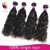 Extension de cheveux humains vierge 100 % onde naturelles bon marché vierge brésilien