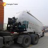 Rimorchio del cemento degli assi di vendita 35cbm 3 della fabbrica