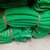 Горячая сеть безопасности тени Sun конструкции зеленого цвета надувательства