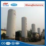 高品質の低圧の低温液化ガスの二酸化炭素タンク