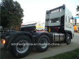 375HP Dongfeng Tianlong 6X4 트랙터 트럭 트랙터 헤드