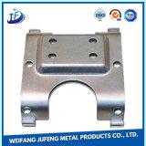 部分を押すステンレス鋼を切るカスタマイズされたレーザー