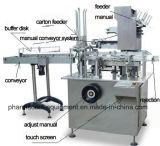 De automatische Machine van de Verpakking van de Doos van de Blaar Kartonnerende voor Geneesmiddel
