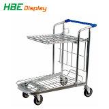 Chariot de transport de l'entrepôt Heavy Duty Panier pour Cash & Carry Store
