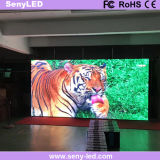 Écran visuel d'intérieur d'Afficheur LED de P3 HD pour l'étape de location