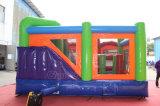 虹の城の城の空気警備員Chb298を跳ぶ膨脹可能な警備員の家か子供