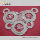 Конструкции способа цвета 005 шнурок ворота хлопка новой Comings белой Handmade
