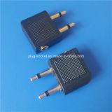 6.3mm, штепсельная вилка 3.5mm стерео/Mono (AV-005)