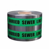 BOPP/Al/PEの地下の探索可能な警告か注意またはバリケードテープ