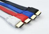 Línea plana cable del a-a de V1.4 CCS TVAD de HDMI