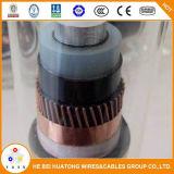 Cabo médio 35kv 150mm2 da tensão do cabo 240mm da fábrica Yjly23 de Hebei Huatong