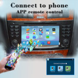 DVD-плеер Carplay Anti-Glare (опционное) Android для навигации W209 Radio/Bt C-Типа W203/Clk GPS Benz