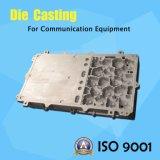 Produtos de carcaça de alumínio da areia do OEM com certificação do ISO