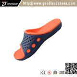 Nouveau style de l'aise à l'intérieur de la plage orange Slipper Chaussures pour hommes