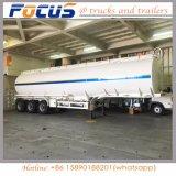 판매를 위한 HOWO Sinotruck 탄소 강철 원유 유조선 또는 반 트럭 트레일러
