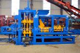 Bloco de cimento que dá forma ao bloco do cimento da máquina que faz o preço de Ghana da máquina