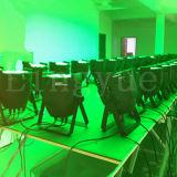 DJ Disco Palco Efeito de Luz 18X18W Zoom 6in1 RGBWA UV LED PAR
