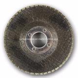 Disco del metallo delle mole degli abrasivi dell'allumina di Zirconia per metallo e legno