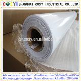 Vinyle auto-adhésif de PVC de surface lustrée pour l'impression de Digitals