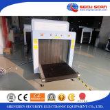 Scanner de bagagem de raio X de segurança varredor de bagagem AT10080B para uso de aeroporto / estação / logística