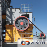 Alto Efficiency Mining Machinery Lead e Zinc Ore Jaw Crusher